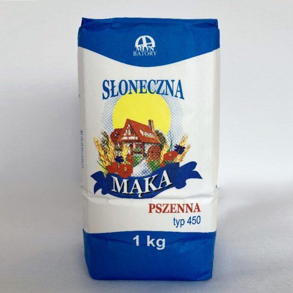 Mąka pszenna Młyn Batory